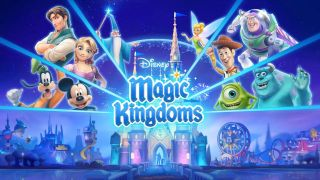 Disney Magic Kingdoms sur Android