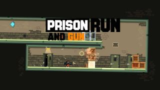 Prison Run and Gun de Quantized Bit