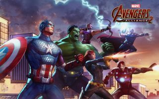 Marvel: Avengers Alliance 2 sur Android