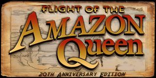 Flight of the Amazon Queen de MojoTouch