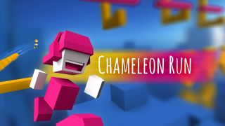 Chameleon Run sur Android