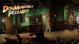 The Interactive Adventures of Dog Mendonça & PizzaBoy sur iOS (iPhone / iPad)