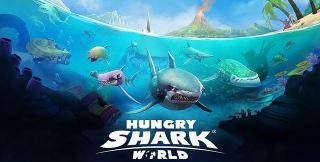 Hungry Shark World sur Android
