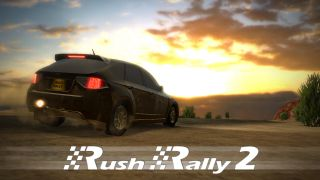 Rush Rally 2 sur iOS (iPhone / iPad)