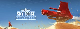 Sky Force Reloaded sur iOS (iPhone / iPad)