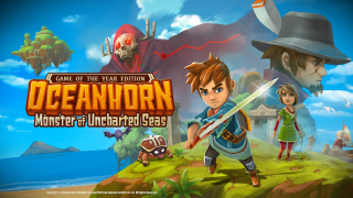 Oceanhorn de FDG Entertainment et Cornfox