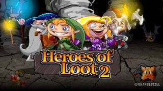 Heroes of Loot 2 sur iOS (iPhone / iPad)