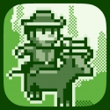 Test iOS (iPhone / iPad) 2-bit Cowboy Rides Again
