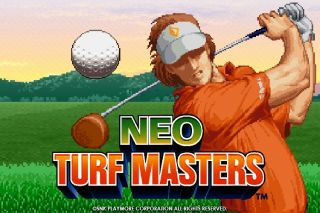 Neo Turf Masters sur iOS (iPhone / iPad)