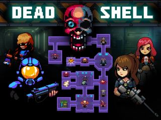 Dead Shell: Roguelike RPG sur Android