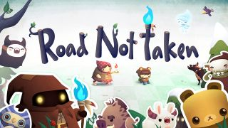 Road Not Taken sur iOS (iPhone / iPad)