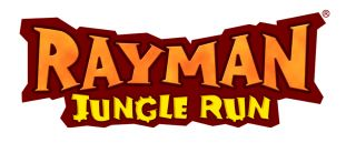 Rayman Jungle Run su iPhone / iPad et Android