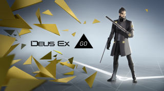 Deus Ex GO sur iOS (iPhone / iPad)