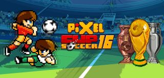 Pixel Cup Soccer 16 sur Android
