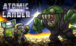 Atomic Super Lander sur Android