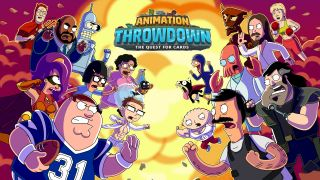 Animation Throwdown: The Quest for Cards sur Android