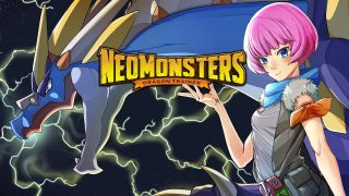 Neo Monsters de NTT Resonant