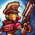Voir le test iPhone / iPad de SteamWorld Heist