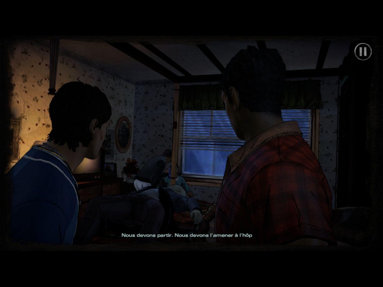 Walking Dead Season 1 épisode 1 jeu télécharger