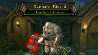 Demon's Rise 2: Lords of Chaos sur iOS (iPhone / iPad)