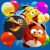 Test Android Angry Birds Blast