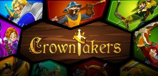Crowntakers - L'ultime RPG stratégique sur iOS (iPhone / iPad)