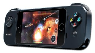 manette Logitech PowerShell pour iPhone 5 et iPhone 5S