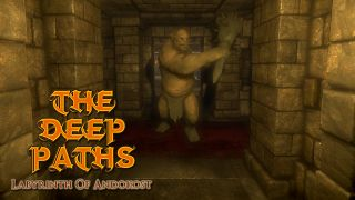 The Deep Paths: Labyrinth Of Andokost sur iOS (iPhone / iPad)