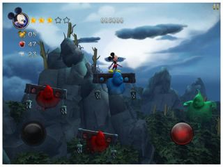 Castle of Illusion Starring Mickey Mouse sur iPhone et iPad