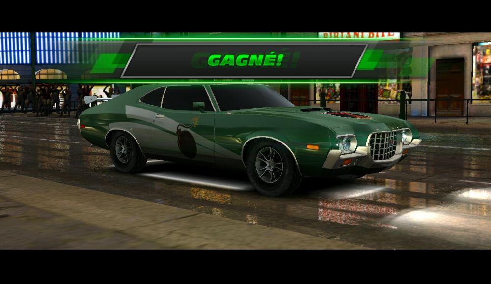 Découvrez l'application mobile de jeu Fast and Furious 6 : le jeu.