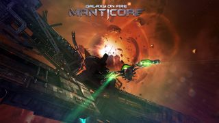 Galaxy on Fire 3 - Manticore sur Android