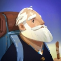 Voir le test iPhone / iPad de Old Man's Journey