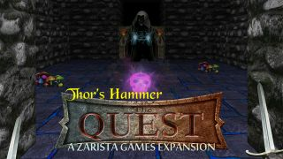 The Quest - Thor's Hammer sur iOS (iPhone / iPad)