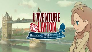L'aventure Layton sur iOS (iPhone / iPad)
