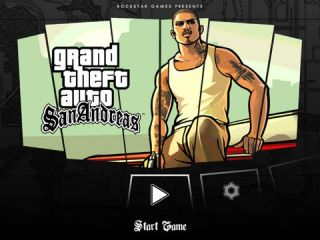 Grand Theft Auto: San Andreas sur iPhone, iPad et Android