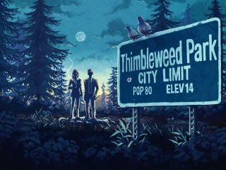 Thimbleweed Park sur iOS (iPhone / iPad)