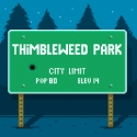 Test iOS (iPhone / iPad) Thimbleweed Park
