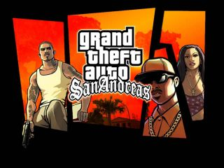 Grand Theft Auto: San Andreas sur Android