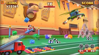 Joe Danger Infinity sur iPhone et iPad