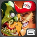 Test iOS (iPhone / iPad) Zombiewood - Guns! Action! Zombies!