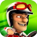 Test iOS (iPhone / iPad) Joe Danger Infinity