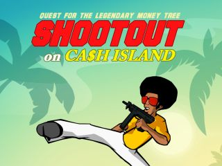 Shootout on Cash Island sur Android