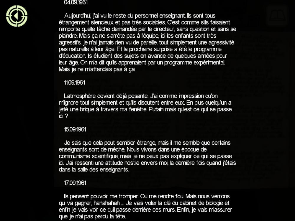 Chair de poule #29 Sang de monstre III (French - Octobre 1996)