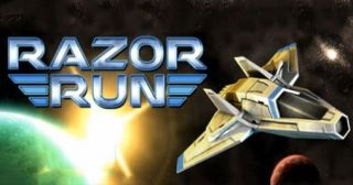 Razor Run sur iPhone ou iPad