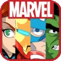 Voir le test iPhone / iPad de Marvel Run Jump Smash!