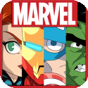 Voir le test Android de Marvel Run Jump Smash!