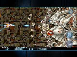 R-Type II sur iPhone, iPad et Android