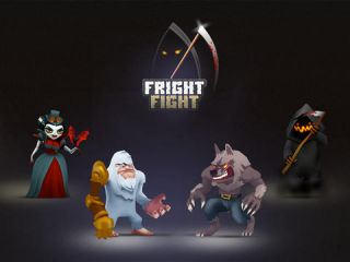 Fright Fight - Multiplayer Brawler sur iPhone et iPad
