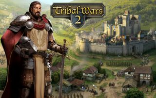 Tribal Wars 2 sur iPhone, iPad et Android