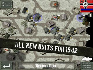 Tank Battle East Front 1942 disponible sur iPhone et iPad